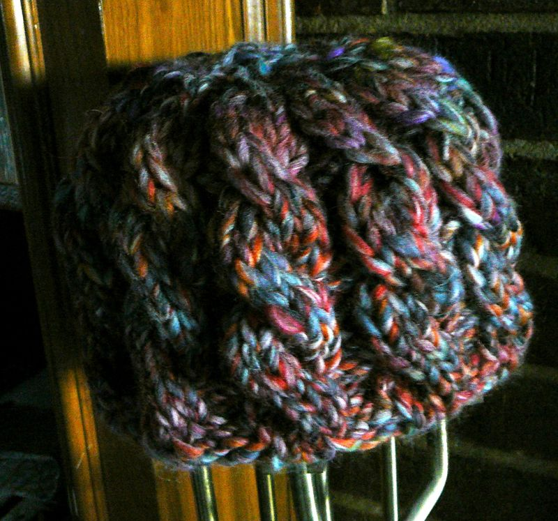 Colore hat finished